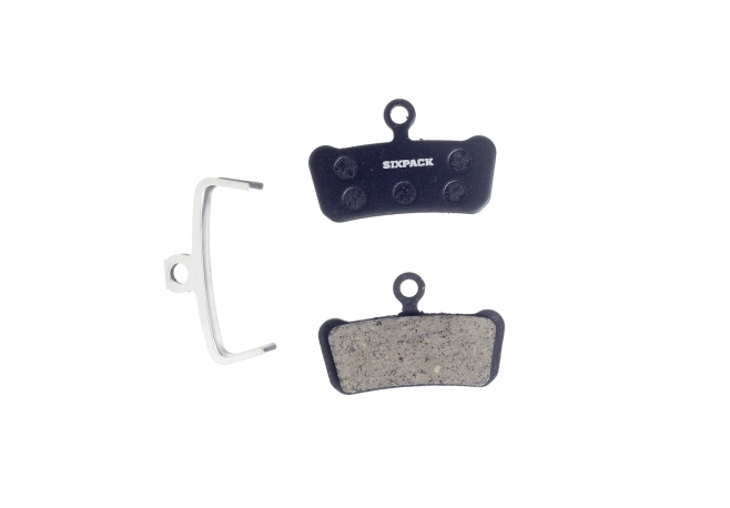 Plaquettes (semi-métallique) Avid Trail 4-piston / Avid Guide