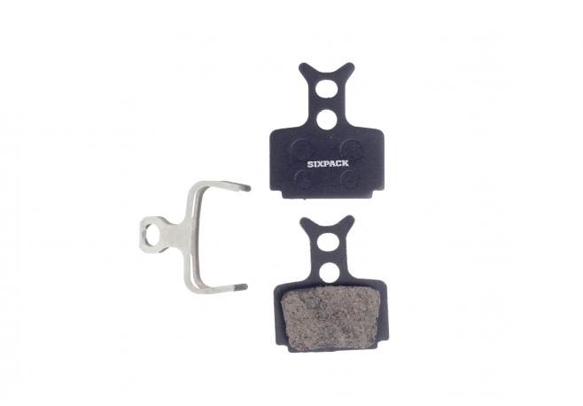 Plaquettes (semi-métallique) Formula Mega/The One