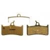 Plaquettes (semi-métallique) Shimano XT M755/M756/Hope Mono M4