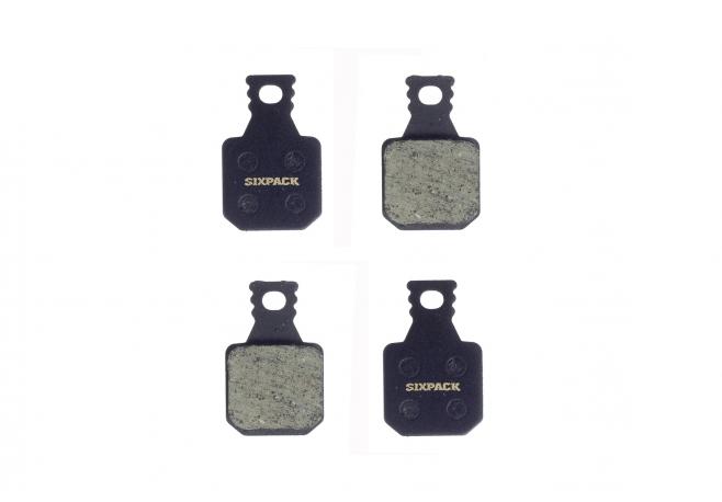 Plaquettes (organique) Magura MT7 (4-piston)