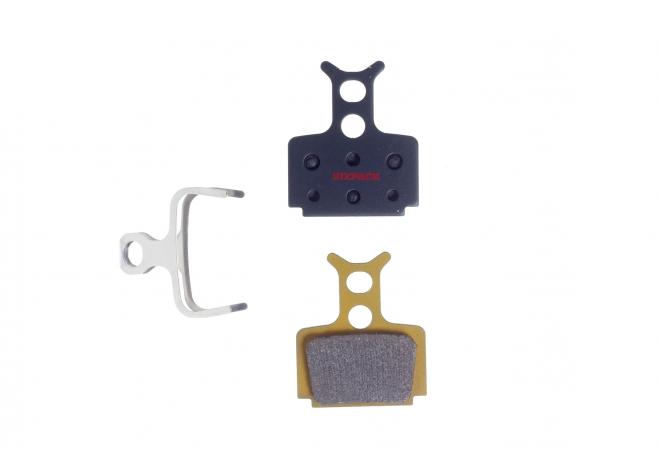 Plaquettes (métal fritté) Formula Mega/The One