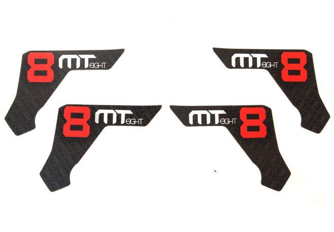 Capots Magura MT8 Pro (x4)
