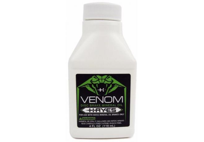 Huile minérale HAYES Venom (118 ml - 4 oz) - Hayes