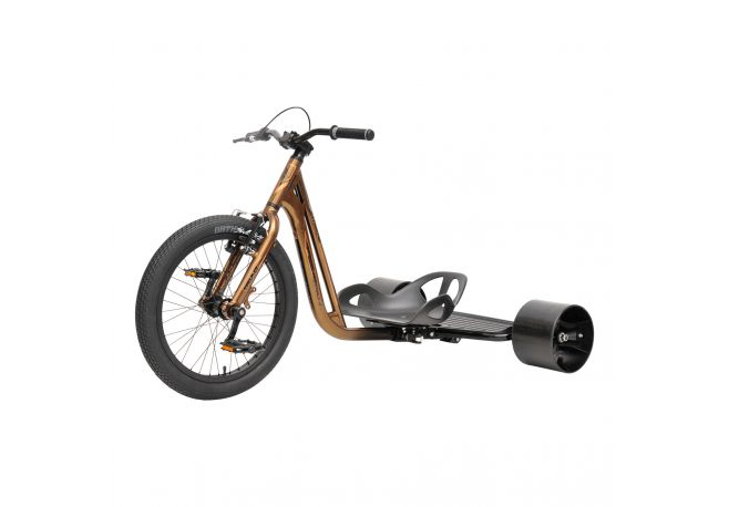 Triad Drift Trike Underworld 4 Copper / Black