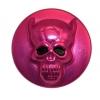 Etoile de jeu de direction + capuchon skull violet